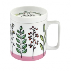 Mug ALI avec couvercle Potion magique - multicolore