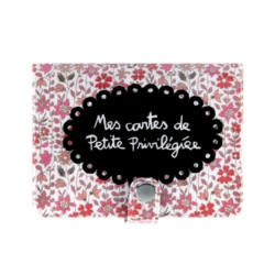 Porte-cartes FOLK Privilégiée - multicolore