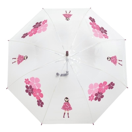 Parapluie BULGARD Wonder women - rose
