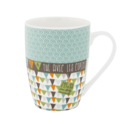 Mug CAPET Bla bla - multicolore