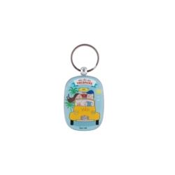 Porte-clés OPAT Des vacances - bleu
