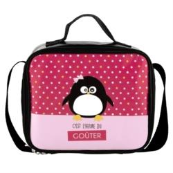 Sac à goûter isotherme LIANE Pingouin