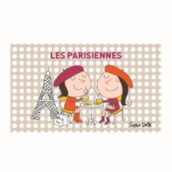 Magnet ISA Les parisiennes BEIGE