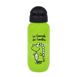 Gourde PIF Loulou - vert