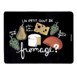 Plateau à fromage (+ couteau) MERLIN Un petit bout
