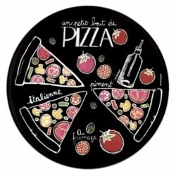Plat à pizza (+ roulette) PATA Ardoise