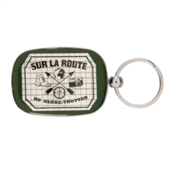 Porte-clés OPAT Globe-trotter