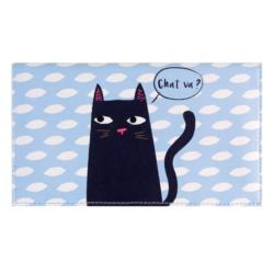 Porte-chéquier PAMELA Black cat