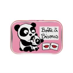 Boite à Bisous Panda rose