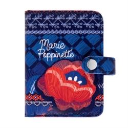 Porte-cartes FOLK Marie Poppinette