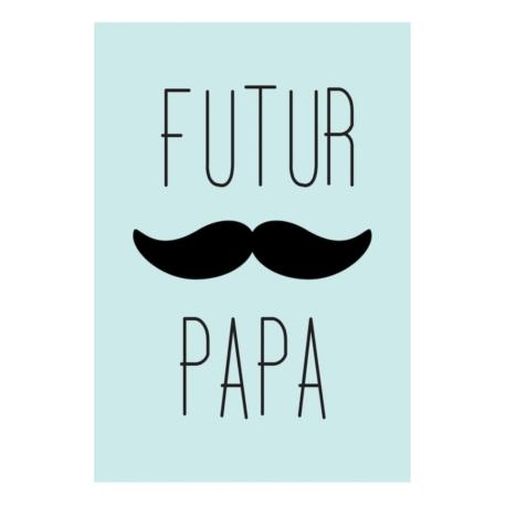 Magnet ISA Futur papa