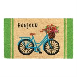 Paillasson COCO/PVC Vélo bonjour