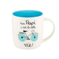 Mug LEMAN (+boite) Avec papi