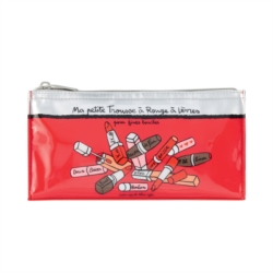 Trousse à rouges à lèvres HELENA Fines bouches