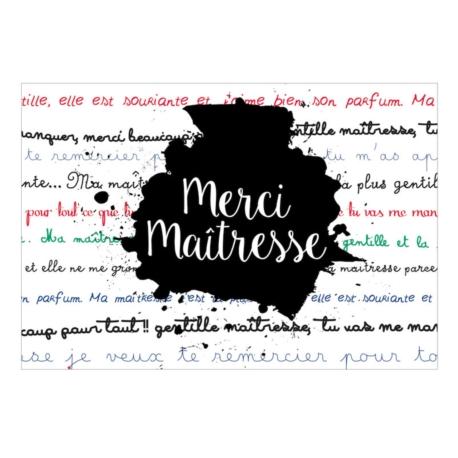 Magnet ISA Merci maîtresse (tableau)