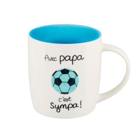 Mug LEMAN (+ boite) Avec papa