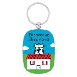 Porte-clés OPAT Bienvenue chez nous