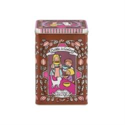 Boite embossée à Cacao Moustaches