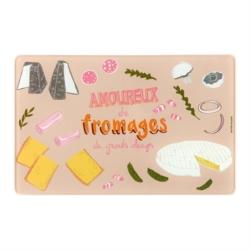 Plateau à fromage (+ couteau) MERLIN Amoureux