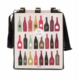 Sac à bouteilles (x6) LABAVETTE Vins divins