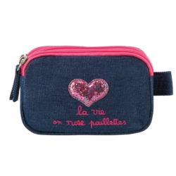 Trousse multi-usages DEFER Paillettes