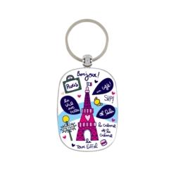 Porte-clés OPAT Paris alma