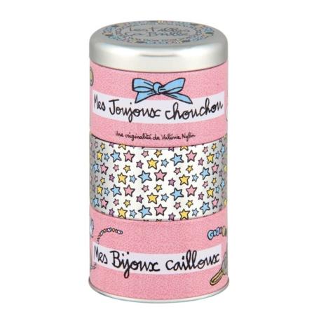 Boite à Bijoux (empilable) Filles brillantes