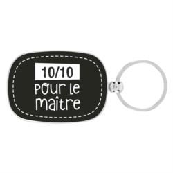 Porte-clés OPAT 10/10 pour le maître