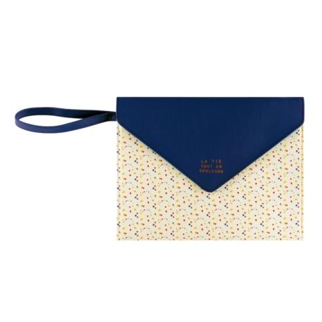 Trousse enveloppe ISRICH En couleurs