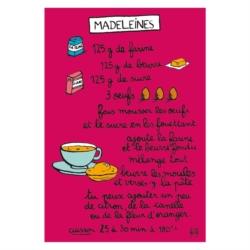 Magnet ISA Madeleines