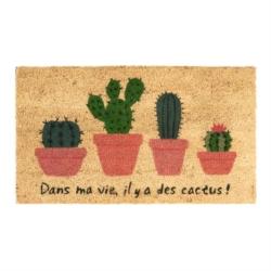 Paillasson COCO/PVC Il y a des cactus