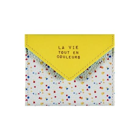 Porte-cartes DORIS En couleurs