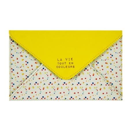 Porte-papiers DIANE En couleurs