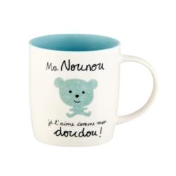 Mug LEMAN (+ boite) Nounou