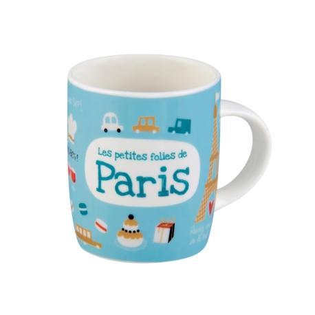 Tasse à Café ERIC Petites folies de Paris