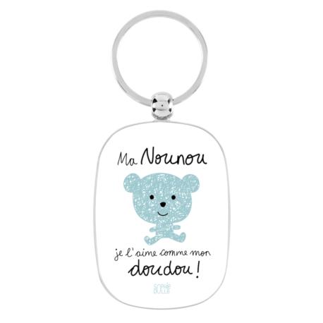 Porte-clés OPAT Ma nounou