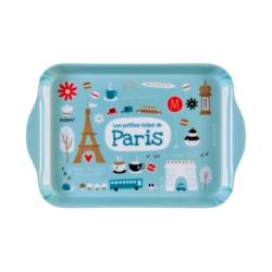 Plateau LYNDA Petites folies de Paris
