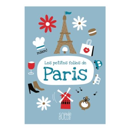 Magnet ISA Petites folies de Paris