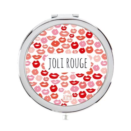 Miroir de poche LAURENCE Lipstick