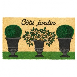 Paillasson Côté Jardin - vert