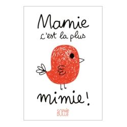 Magnet ISA Mamie c'est la plus mimie