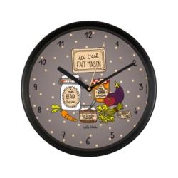 Horloge CHRONOS Fait maison