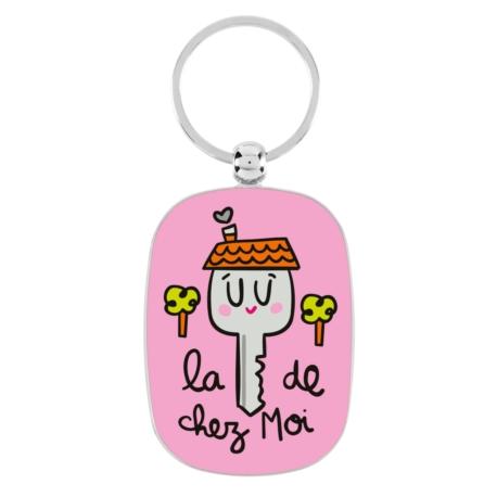 Porte-clés OPAT La clé de chez moi