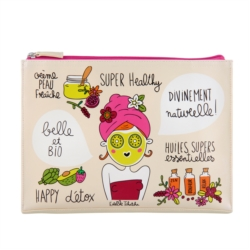 Trousse de toilette CELIA Healthy