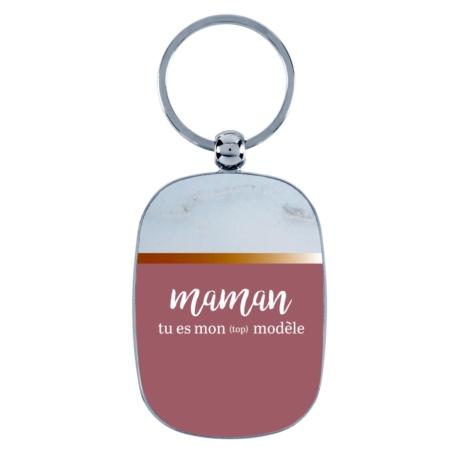 Porte-clés OPAT Maman tu es mon top modèle