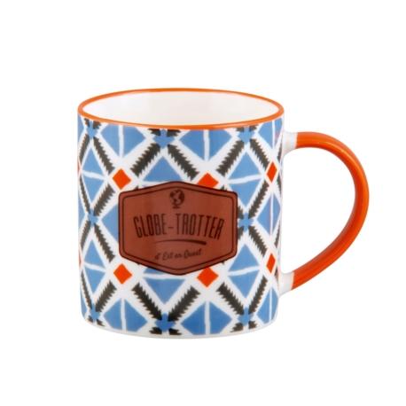 Mug ADISCIO (+ boite) Globe-trotter