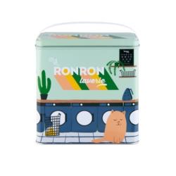 Boite à Lessive-linge Ronron laverie