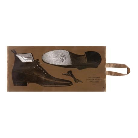 Poche à chaussures LECHANT Joli dandy