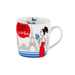 Mug LEMAN Ca c'est Paris