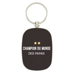 Porte-clés OPAT Champion du monde des papas